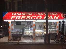 VENTA DE PANADERIA FRESCO PAN