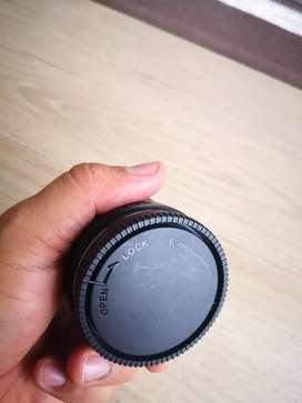 Lente OPTEKA 50mm F/2 usado
