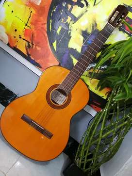 Guitarra clásica takamine g124 como nueva acustica española admira yamaha giannini