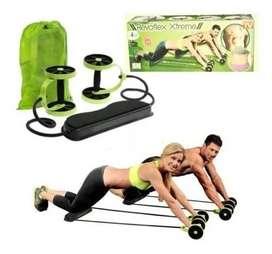 Entrenamiento-ejercicio En Casa Revoflex Xtreme + Bolso