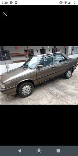 Renault 9, 1300cc