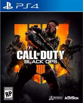Black ops 4 español 40$