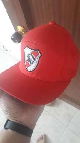 Gorra River Plate