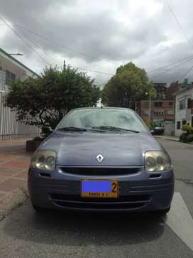 Vendo Espectacular Renault Clio Rte Modelo 2003 En Excelente Estado