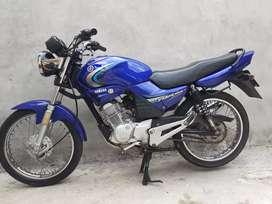 Yamaha ybr 2012 Impecable