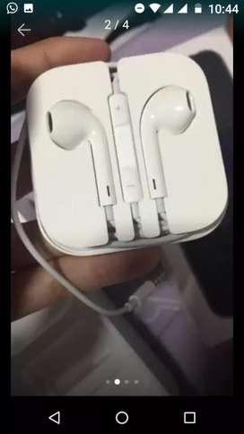 Vendo audífonos de iPhone XR  en excelente estado solo 1 vez se utilizaron.