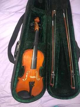 Violin Lazer 1/2 4 cuerdas - Excelente estado.