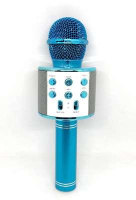 Microfono parlante karaoke para niños
