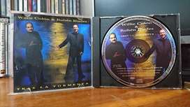 Cd - Willie Colón & Rubén Blades - Tras La Tormenta