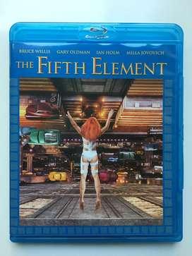 El quinto elemento. Blu ray. Nuevo