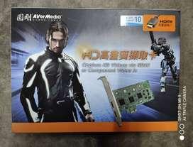 AverMedia PCI Express Usada Capturadora