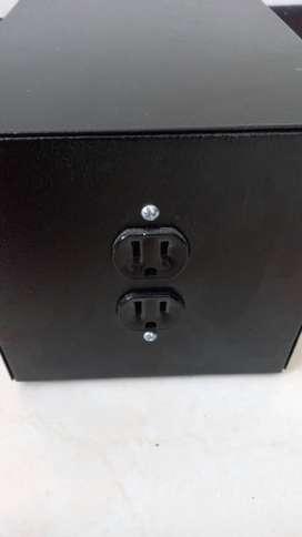 Elevador De Voltaje 110v - 220v Capacidad 3000w