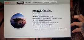 CAMBIO MACBOOK AIR 2014 POR MACBOOK PRO 2012