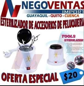 ESTERILIZADOR DE COSMESTICOS DE PELUQUERIA