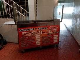 Carro para venta de comidas rápidas - BOGOTA