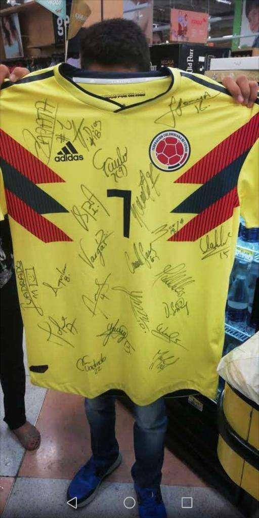 Camisa Selección Original Nueva 0