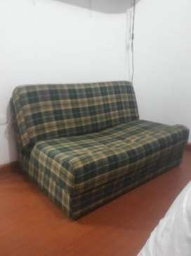 Sofa cama de 120 por 2 metros