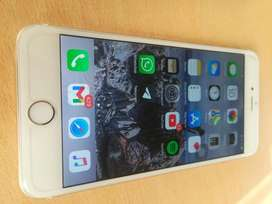 Vendo Iphone 6 plus 64gb dorado