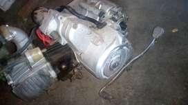 Vendo Motor Mondial 110 cc