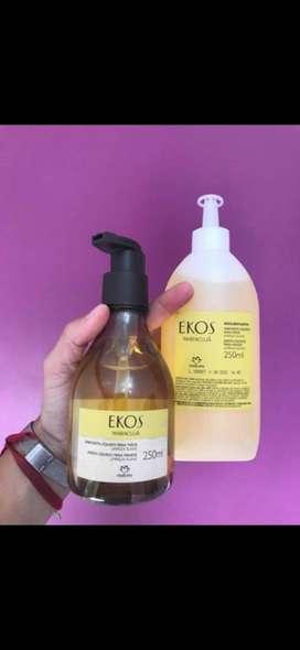 Vendo jabón liquido natura maracuyá con o sin repuesto