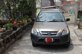 Honda Cr-v excelente estado, año 2003 full