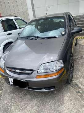 Se vende Chevytaxi año 2008