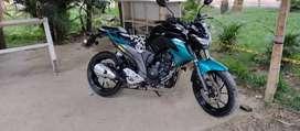 Yamaha fzn 250 modelo 2020