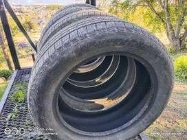 Vendo 4 Neumáticos usados