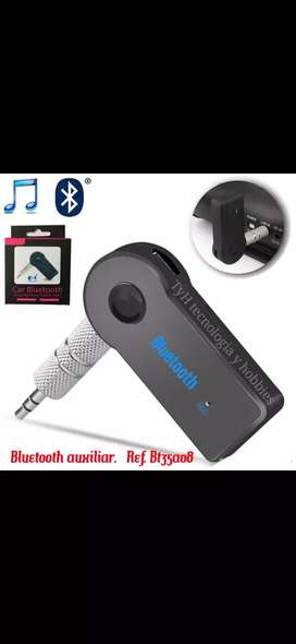 Bluetooth auxiliar