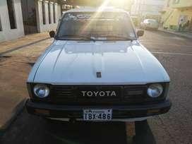 Camioneta Toyota stout año 93