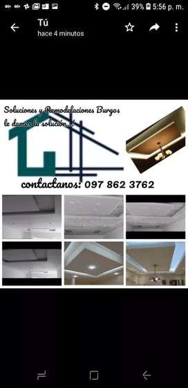 Soluciones y remodelaciones Burgos