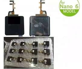 Repuestos pantalla display tactil botones para iPod nano 5 nano 6 nano 7 servicio de instalación en Bogotá