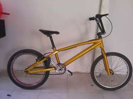 Bicicleta GW Elite de aluminio