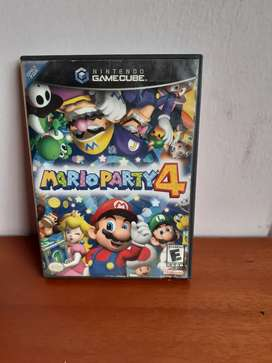 Mario party 4 game cube