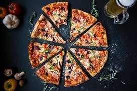 Se solicita Pizzero