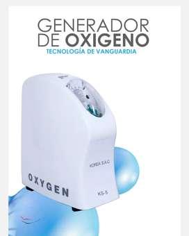 Concentrador de oxígeno