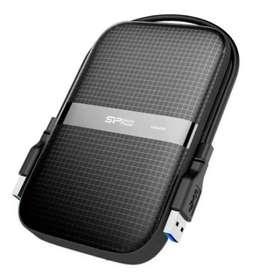 Disco duro portable Silicon power 2tb armor A60 USB 3.0;2.0