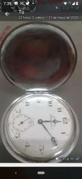 Reloj de bolsillo Ferrocarril de Antioquía