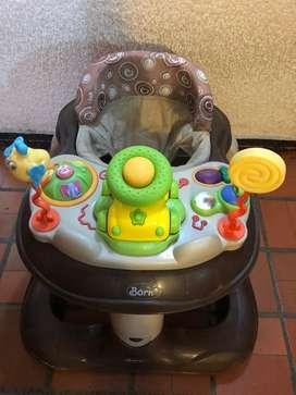 Caminador para bebe marca born