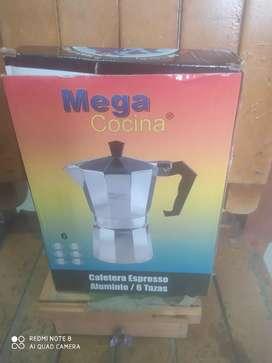 Cafetera expreso - Aluminio