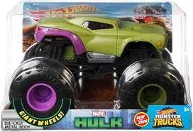 Hot Wheels - 1:24 - Hulk - Monster Trucks - GJG69