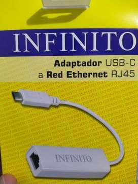 Convertidor tipo c USB