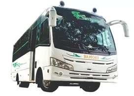Alquiler de transporte de busetas bus y camionetas doble cabina en Cali Valle