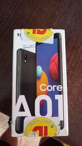 Samsung nuevo A01
