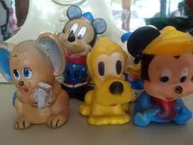 Antiguo muñecos  coleccionables