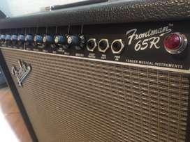 Amplificador Fender Frontman 65R con parlante celestion