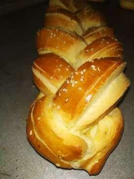 TALLER LIBRE: Panadería comercial.