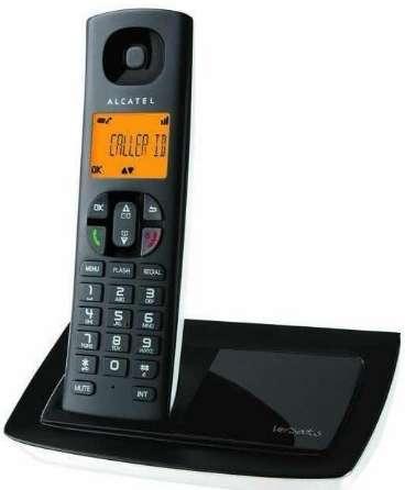 TELEFONO INALÁMBRICO ALCATEL VERSATIS E100  NUEVOS ENVÍO GRATIS