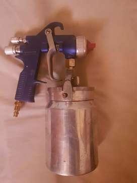Pistola maer por succión