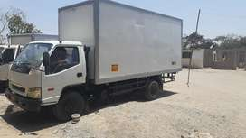 Camión JMC 2013 5 toneladas 41000km recorrido  no jac no yuejin